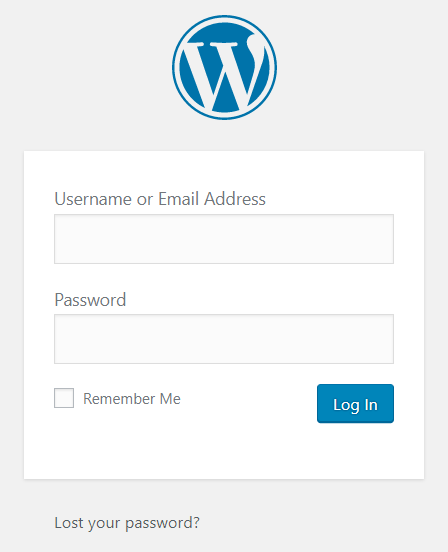 WordPress login | HollyPryce.com