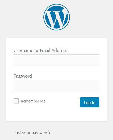 WordPress log in | HollyPryce.com