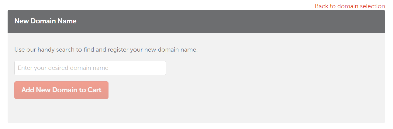 New domain name in Namecheap | HollyPryce.com