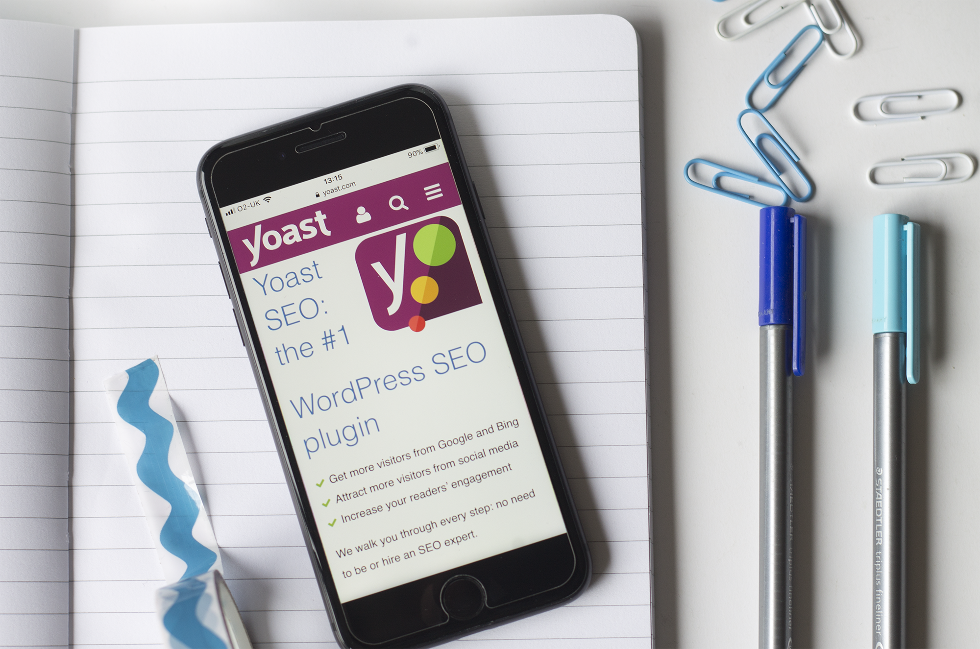 How to use Yoast to improve the SEO of your content in