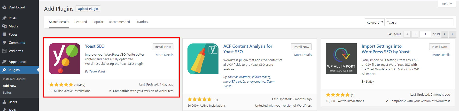 how to create a sitemap with yoast seo and submit it to the google