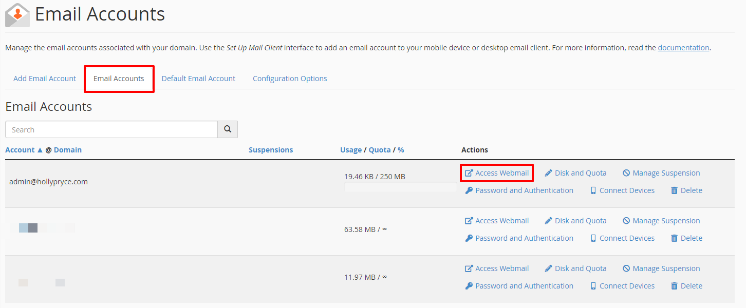Add Email On Gmail how to connect your cpanel email account to gmail | holly pryce