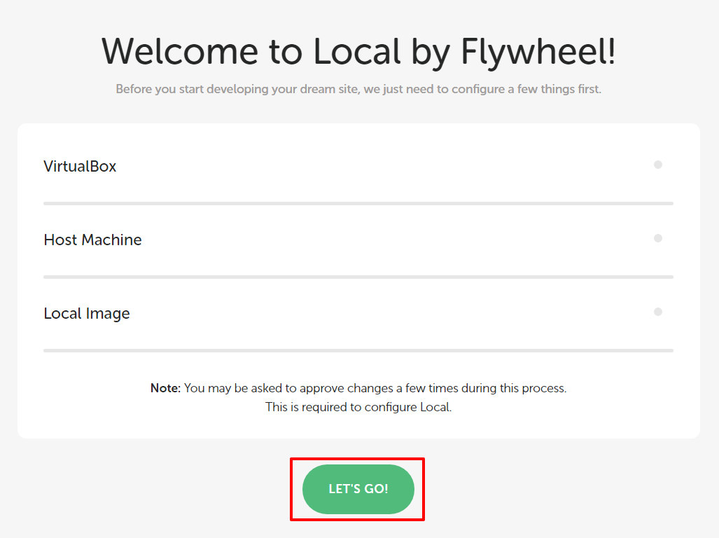 Local by Flywheel installation | HollyPryce.com