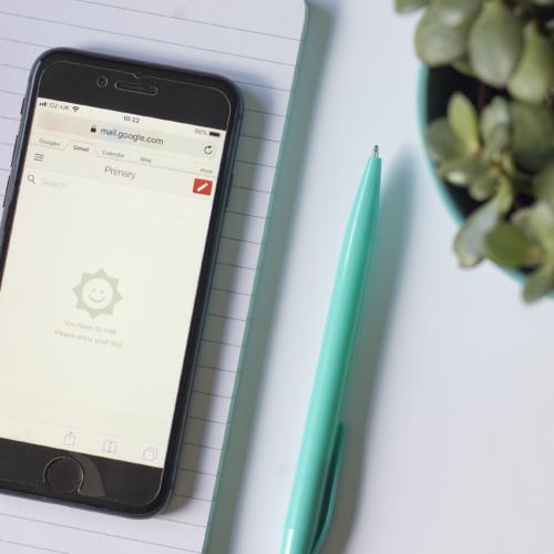 How to achieve and maintain inbox zero | HollyPryce.com