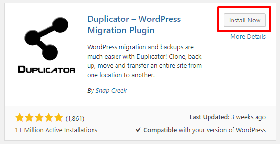Duplicator for WordPress | HollyPryce.com