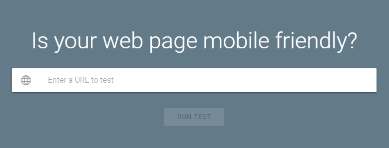 Test your WordPress theme using Google's Mobile Friendly test | HollyPryce.com