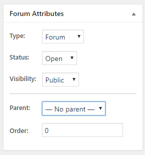 How create a new forum using the bbPress plugin for WordPress